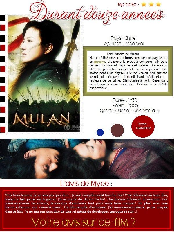 Mulan - film