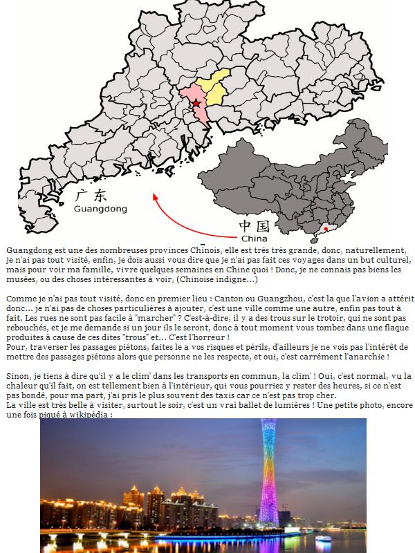 Article Spécial Chine par Jun