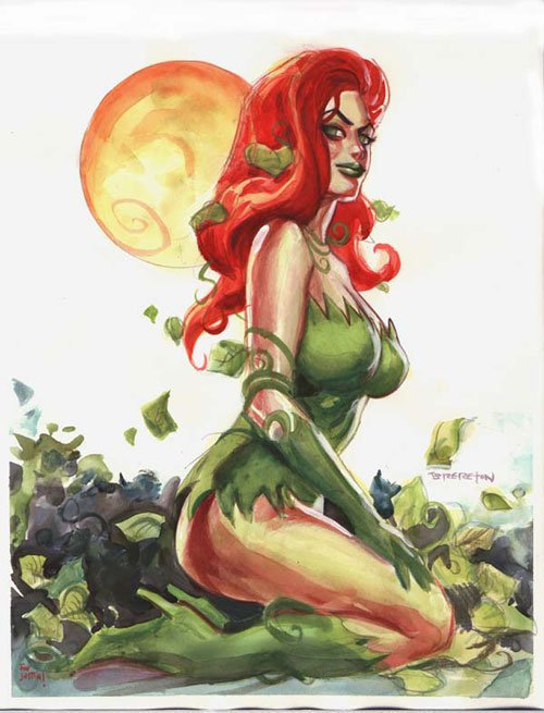 Poison ivy kiss of death youtube - 5 10