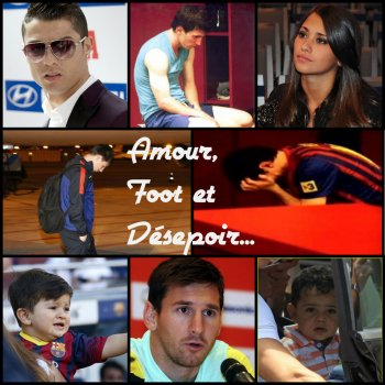 "Prologue Fan fiction sur Léo Messi "" amour, foot et désespoir """