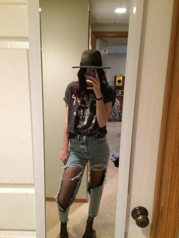 Mode #1 : Le chapeau... L'accessoire préféré d'Acacia ♥