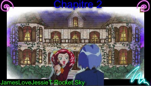 Chapitre 2 le retour de Jezabelle