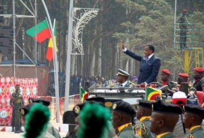 Congo-Brazzaville: cinquantenaire célébré sur fond de décoration des pères de l'indépendance
