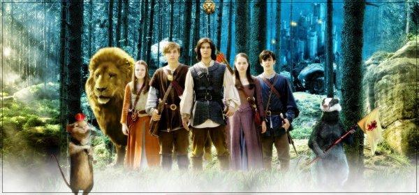 Anecdotes Narnia 1, 2 et 3 !