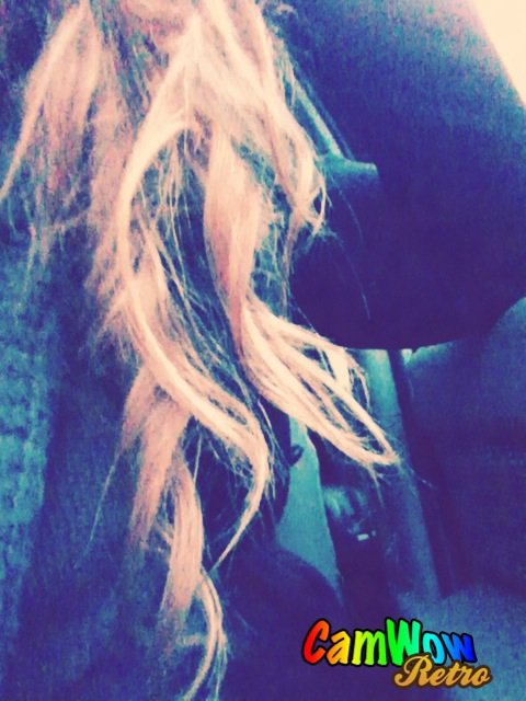Pluie,cheveux frissés ❤