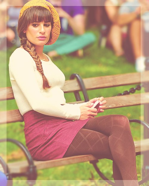 Lea Michele Sublime