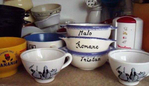 ROMANE...MALO....TRISTAN....