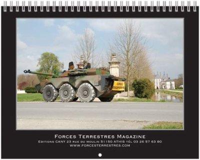 Les calendriers 2011 sont bientôt disponibles, pensez à les commander !!