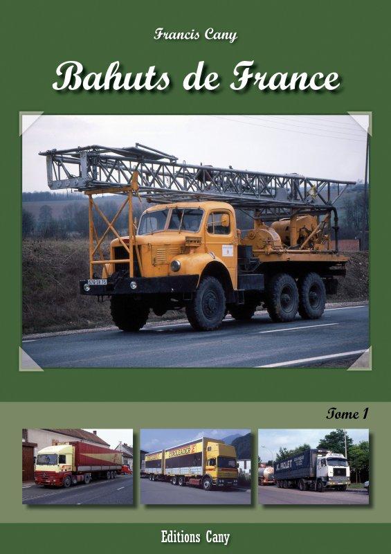 Projet publication d'un livre sur mes photos de camions