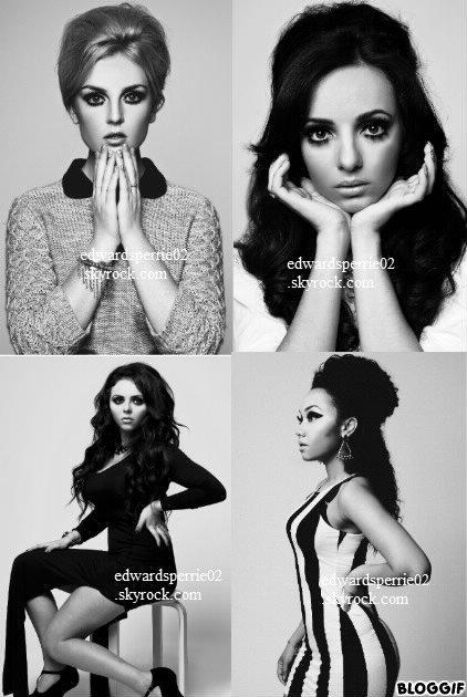 Aujourd'hui (Août 28e), les filles Little Mix ont été vus quittant un bureau à l'ouest de Londres, en Angleterre! Toutes les filles look superbe!