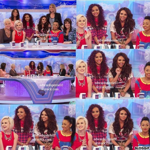 le 07/09/2012 les fille est apparu sur Loose Women!