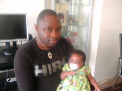 papa balongo et sa fille cherie aurelie balongo.