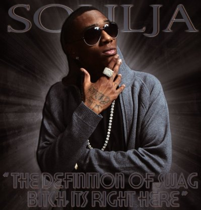 Soulja Boy Got The Swag !!!