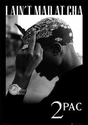 """Tupac """"Makaveli"""" Shakur"""
