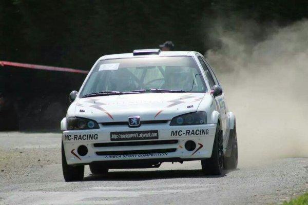 Rallye autocourse.
