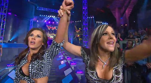 mickie james et velvet sky