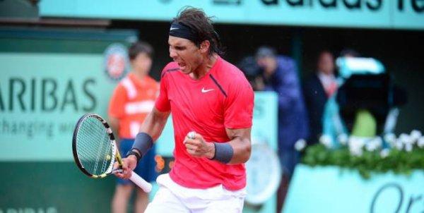 résultat de Roland Garros 2012