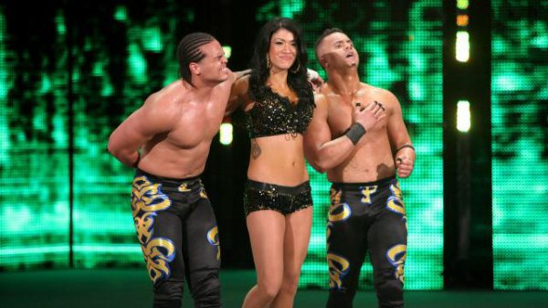 les résultats de money in the bank