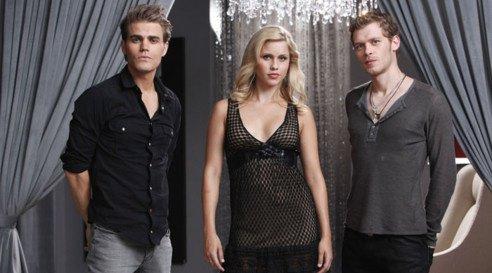 Stefan,Rebecka et Klaus