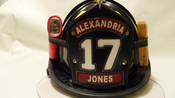 casque   pompier USA