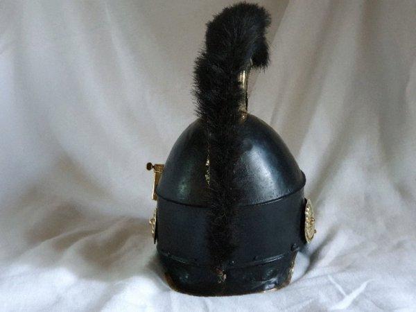 Superbe   casquette de feu modèle 1830