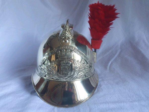 Casque pompier 1895