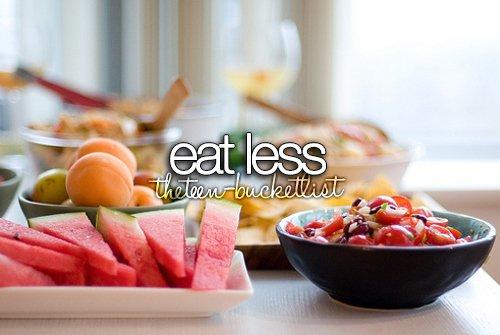 Astuces anti-fringale et pour manger moins
