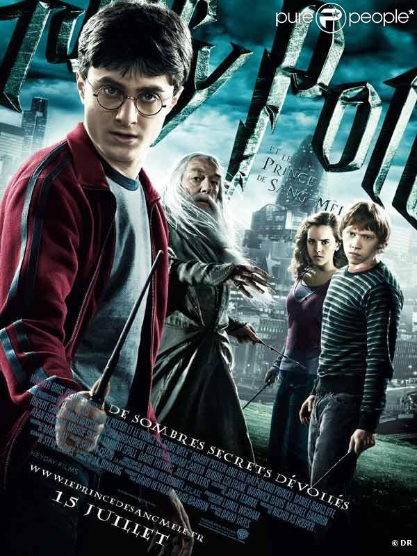 Harry Potter et le Prince de Sang-Mêlée