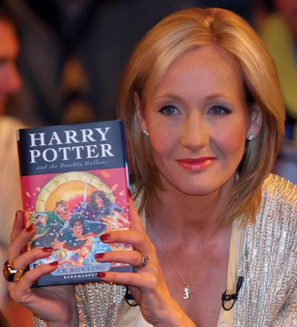 La vie de J.K Rowling