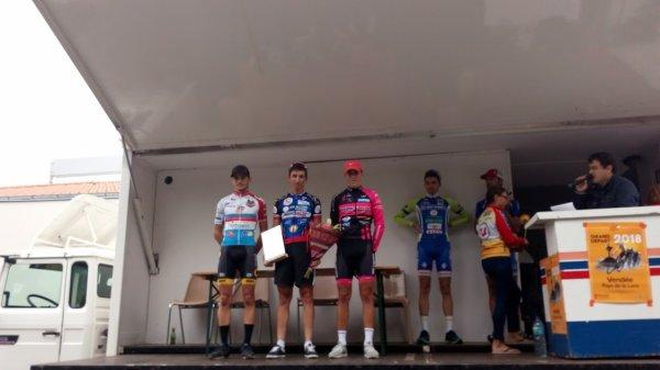 LUCON, critérium, 12 aout 2017 : victoire de Killian