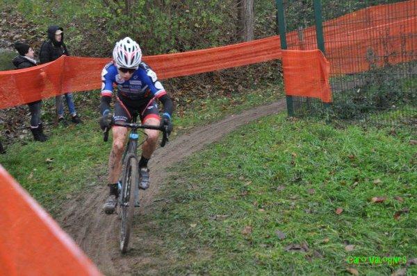 Jablines, Coupe de France de cyclo-cross, 3 décembre 2017