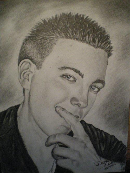 Portrait de mon Chéri <3