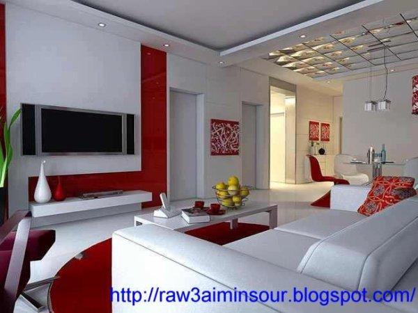 ديكورات غرف النوم من الجبس جبس غرف النوم2014 جبس مصمم لغرف