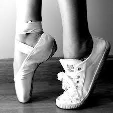 passage de l'apprentie à la danseuse étoile