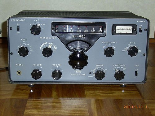 STAR SR-600 Receiver
