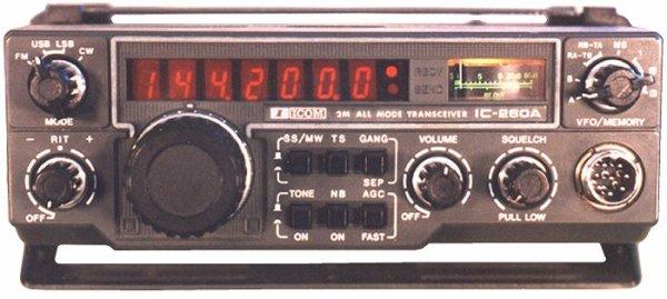 Icom IC-260A