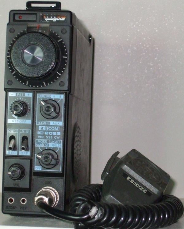 icom  IC202S