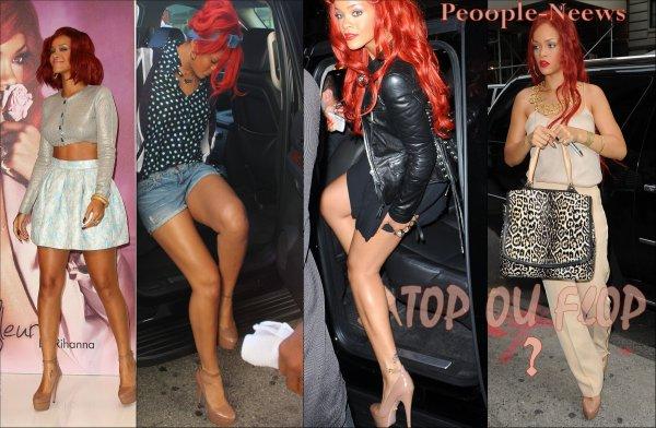 ♥ Rihanna et ses Magnifiques Prada