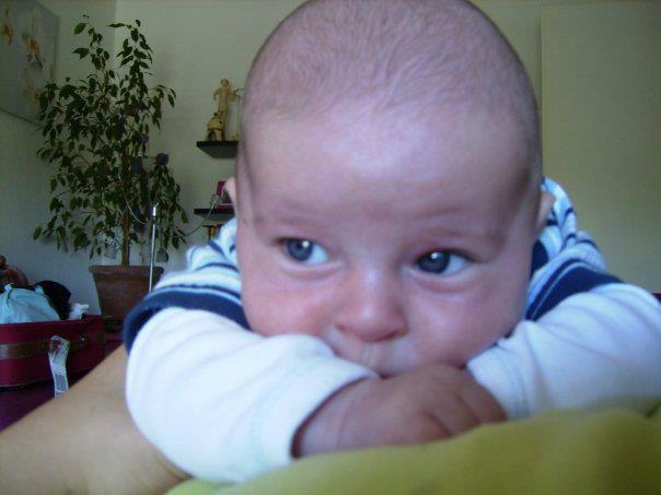 mon ɑmour de mɑ vie mon neveux quɑnd il etɑit petit y ɑhorɑ tiene 6ɑns myi bebe <3