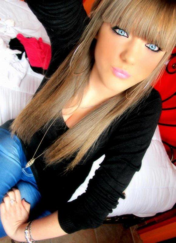 ~ Je suis devenue la fille que tu aimes après t'avoir rencontrée.