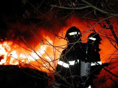 être pompier bien sûr !