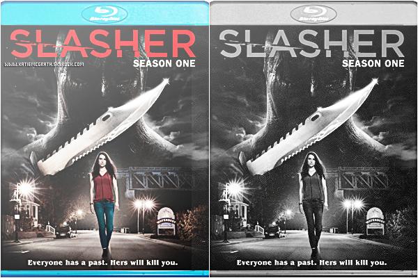 - Slasher: la série arrive sur Netflix et DVD / Blu-Ray! -