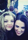 - Random : Natalie Dormer & Katie McGrath -