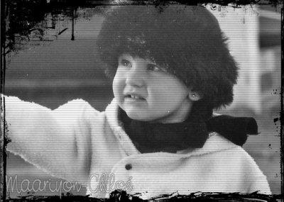 Si belle et si fragile...          ; 12 Décembre 2010.
