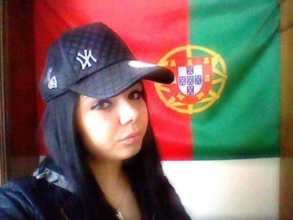 portugaise et fiere