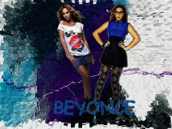 Beyonce .