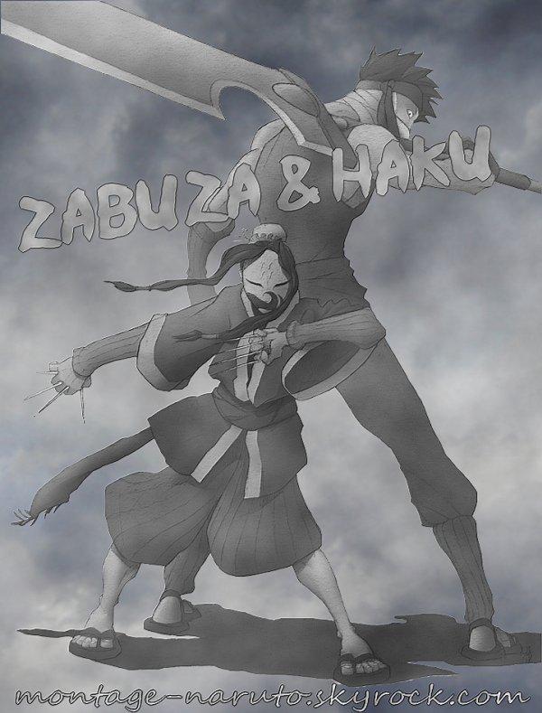 Zabuza & Haku