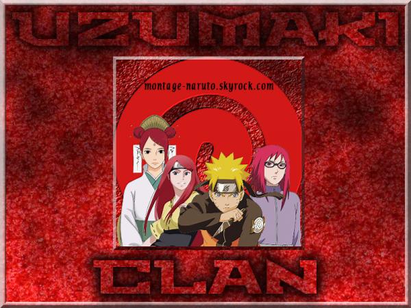 Le Clan Uzumaki