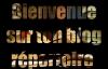 Bienvenue sur ton blog répertoire !