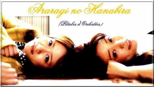 Araragi no Hanabira - Pétales d'Orchidées